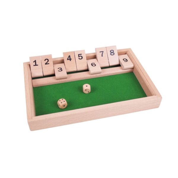 Shut The Box BJ150