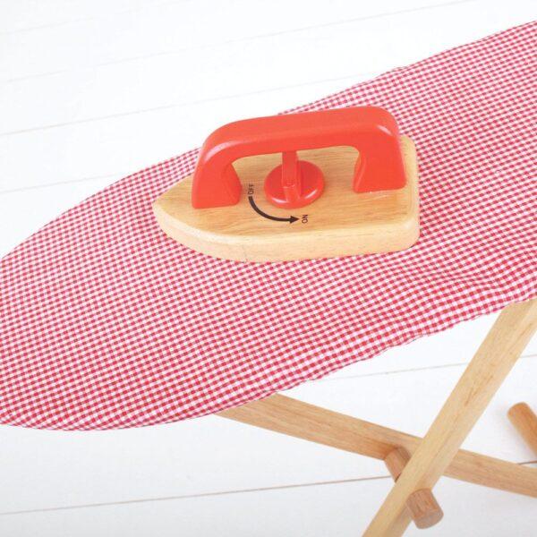 Iron and Board