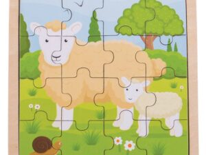 Sheep & Lamb Puzzle