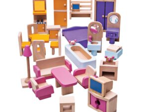 Heritage Playset Doll Furniture Set