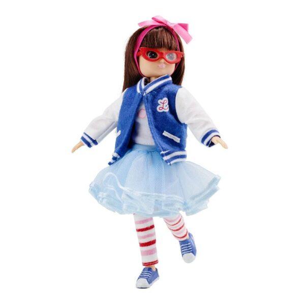 Rockabilly Lottie Doll