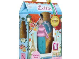 Always Artsy Lottie Doll