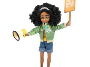 Kid Activist Lottie Doll