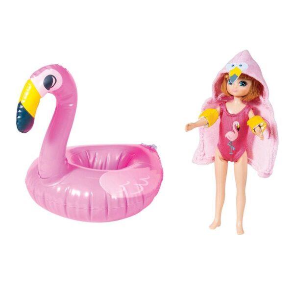 Pool Party Lottie Doll
