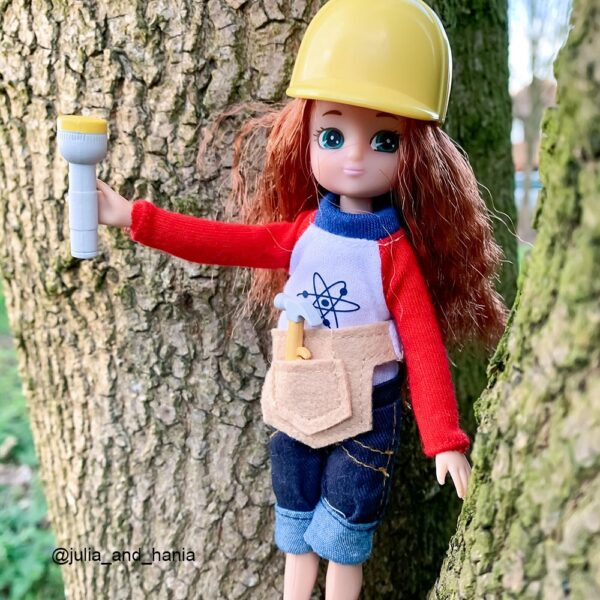 Young Inventor Lottie Doll