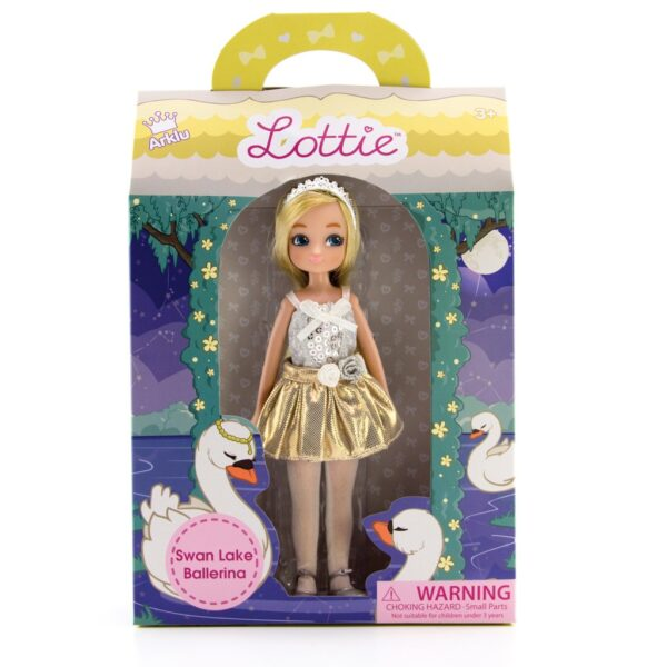 Swan Lake Lottie Doll