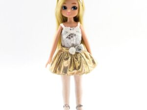 Swan Lake Lottie Doll