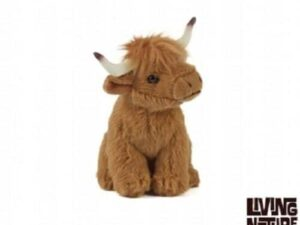 Living Nature Small Highland Cow AN110