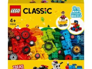 Lego 11014 Classic Bricks and Wheels Starter Building Set