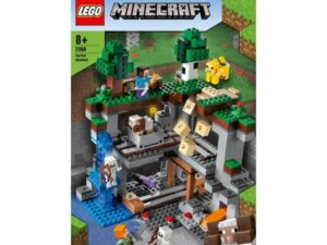 LEGO 21169 Minecraft The First Adventure Building Set