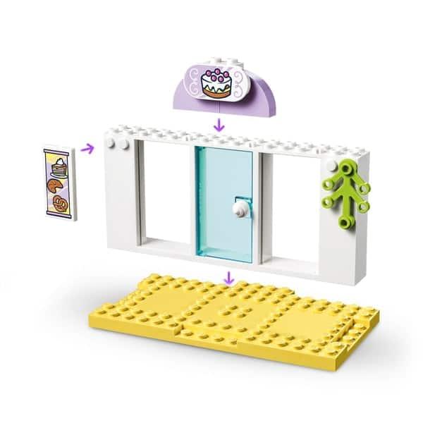 Lego 41440 Friends Heartlake City Bakery Playset