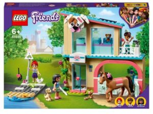 LEGO 41446 Friends Heartlake City Vet Clinic Playset