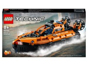 Lego 42120 Technic Rescue Hovercraft 2 in 1 Building Set