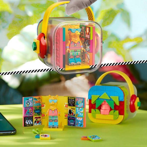 Lego 43105 Vidiyo Party Llama BeatBox Music Video Maker Toy