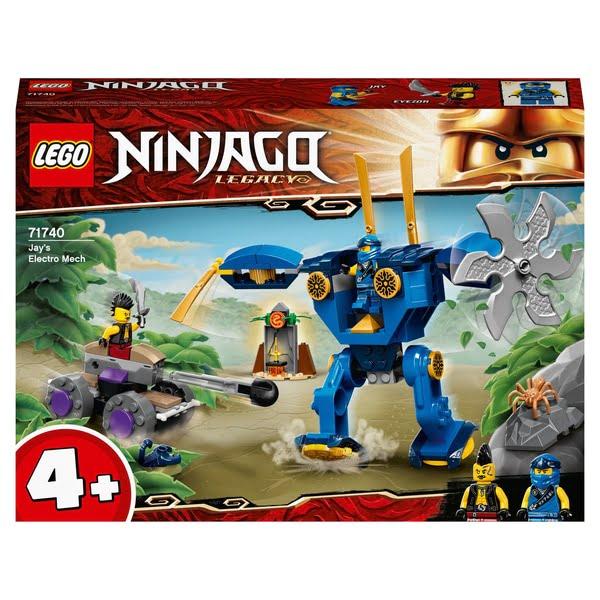 Lego 71740 Ninjago Legacy Jay's Electro Mech Toy