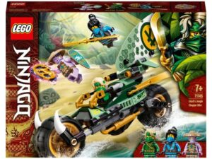 Lego 71745 Ninjago Lloyd's Jungle Chopper Bike Motorbike Toy