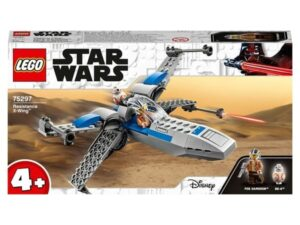 Lego 75297 Star Wars Resistance X-Wing Starfighter Set