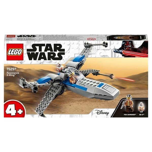 Lego 75297 Star Wars Resistance X-Wing Starfighter Set