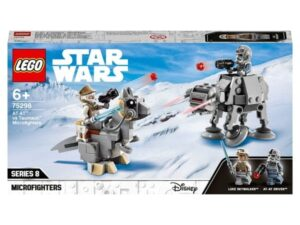 Lego 75298 Star Wars AT-AT vs. Tauntaun Microfighters Set