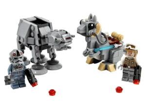Lego 75298 Star Wars AT-AT vs. Tauntaun Microfighters Set