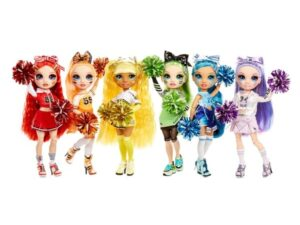 Rainbow High Cheer Dolls Assorted
