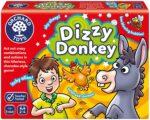 Orchard Toys 106 Dizzy Donkey Game