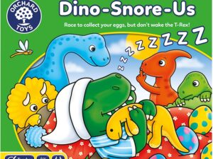 Orchard Toys 108 Dino-Snore-Us Game
