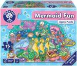 Orchard Toys 294 Mermaid Fun Jigsaw Puzzle