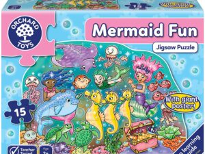 Orchard Toys 294 Mermaid Fun Jigsaw Puzzle