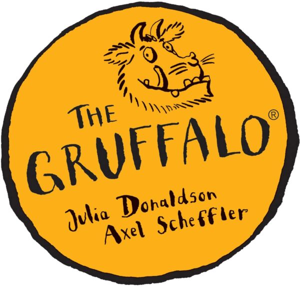 Ravensburger The Gruffalo 4 in Box Puzzle