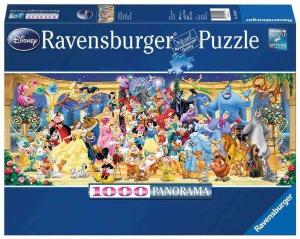 Ravensburger Disney Panoramic 1000 Piece Jigsaw Puzzle