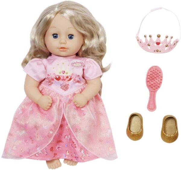 Baby Annabell 703984 Little Sweet Princess 36cm
