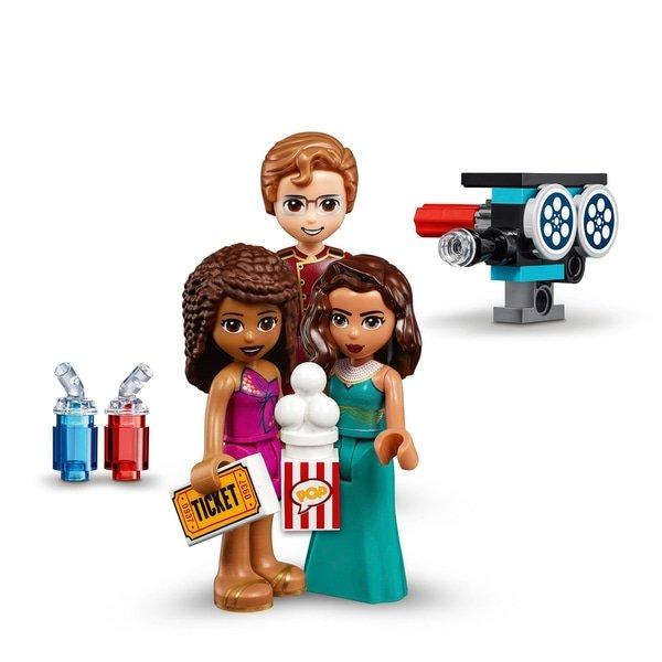 LEGO 41448 Friends Heartlake City Movie Theater Cinema Set