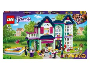 LEGO 41449 Friends Andrea's Family House Dollhouse Playset