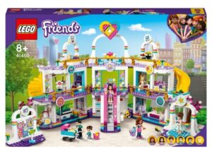 LEGO 41450 Friends Heartlake City Shopping Mall Building Set