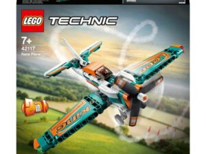 LEGO 42117 Technic Racing Plane Jet Aeroplane 2 in 1 Toy