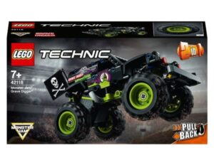 LEGO 42118 Technic Monster Jam Grave Digger 2 in 1 Set