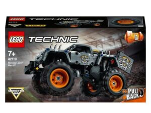 LEGO 42119 Technic Monster Jam Max-D Truck 2 in 1 Set