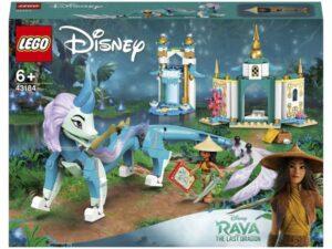 LEGO 43184 Disney Princess Raya & Sisu Dragon Playset