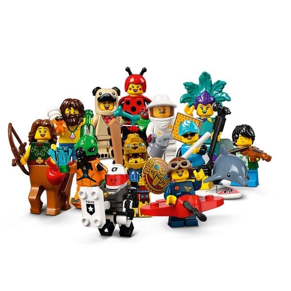 LEGO 71029 Minifigures Series 21 Set