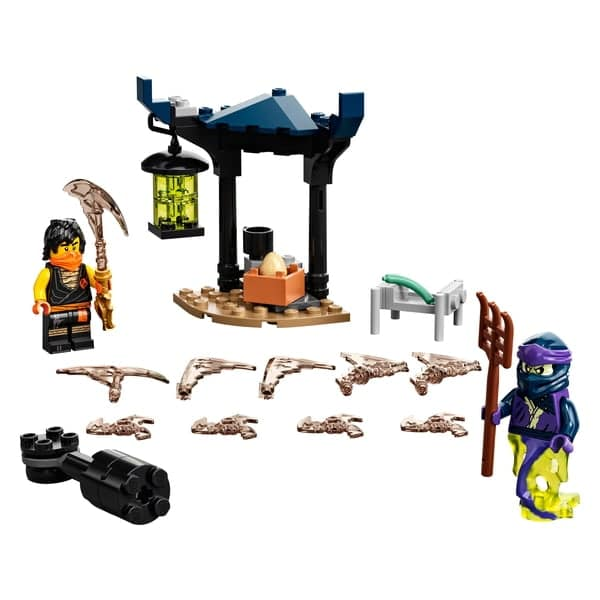 LEGO 71733 NINJAGO Legacy Epic Battle Set Cole vs. Ghost Warrior
