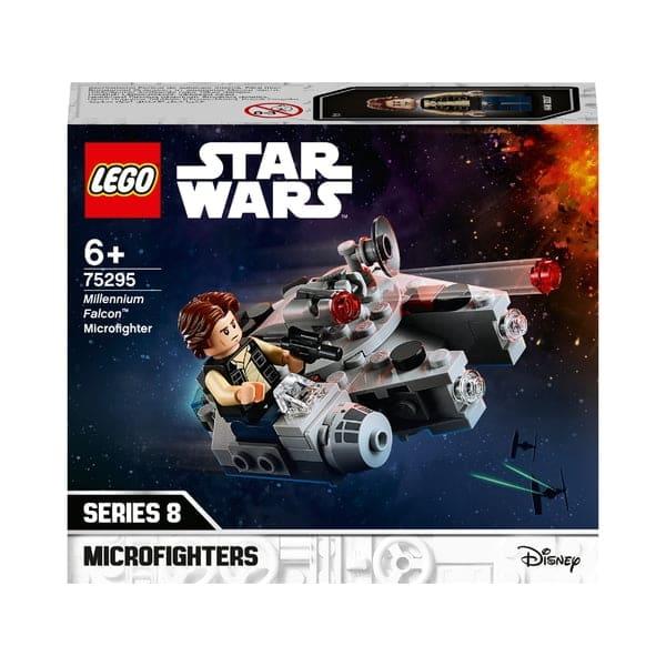 LEGO 75295 Star Wars Millennium Falcon Microfighter Toy