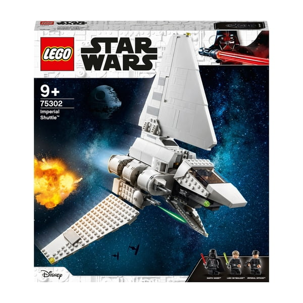 LEGO 75302 Star Wars Imperial Shuttle Building Set