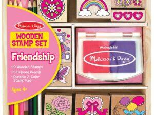 Melissa and Doug Friendship Stamp Set 11632