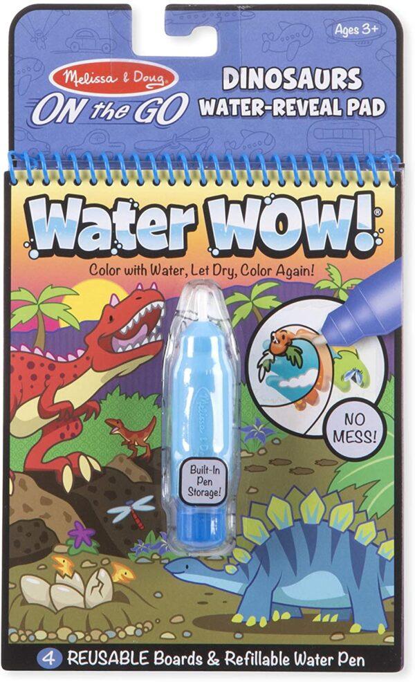 Melissa & Doug On the Go Water Wow! Dinosaurs