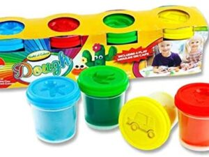 Premier Stationery W2115976 World of Colour Play Dough