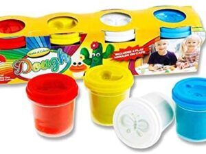Premier Stationery W2115983 World of Colour Play Dough