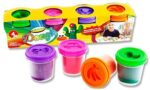 Premier Stationery W2115990 World of Colour Play Dough