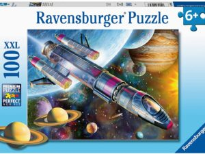 Ravensburger Space Mission 100 Piece Jigsaw Puzzle