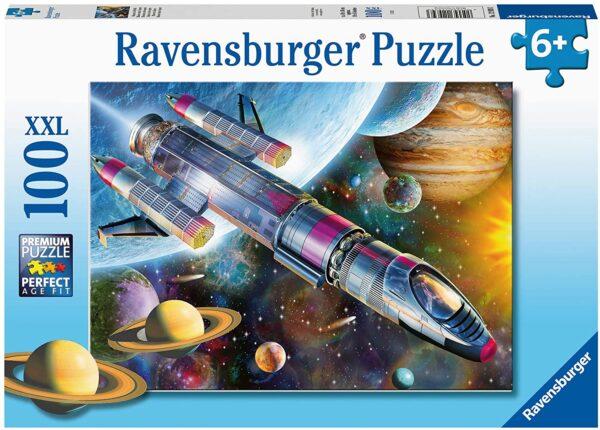 Ravensburger Space Mission 100 Piece Jigsaw Puzzle